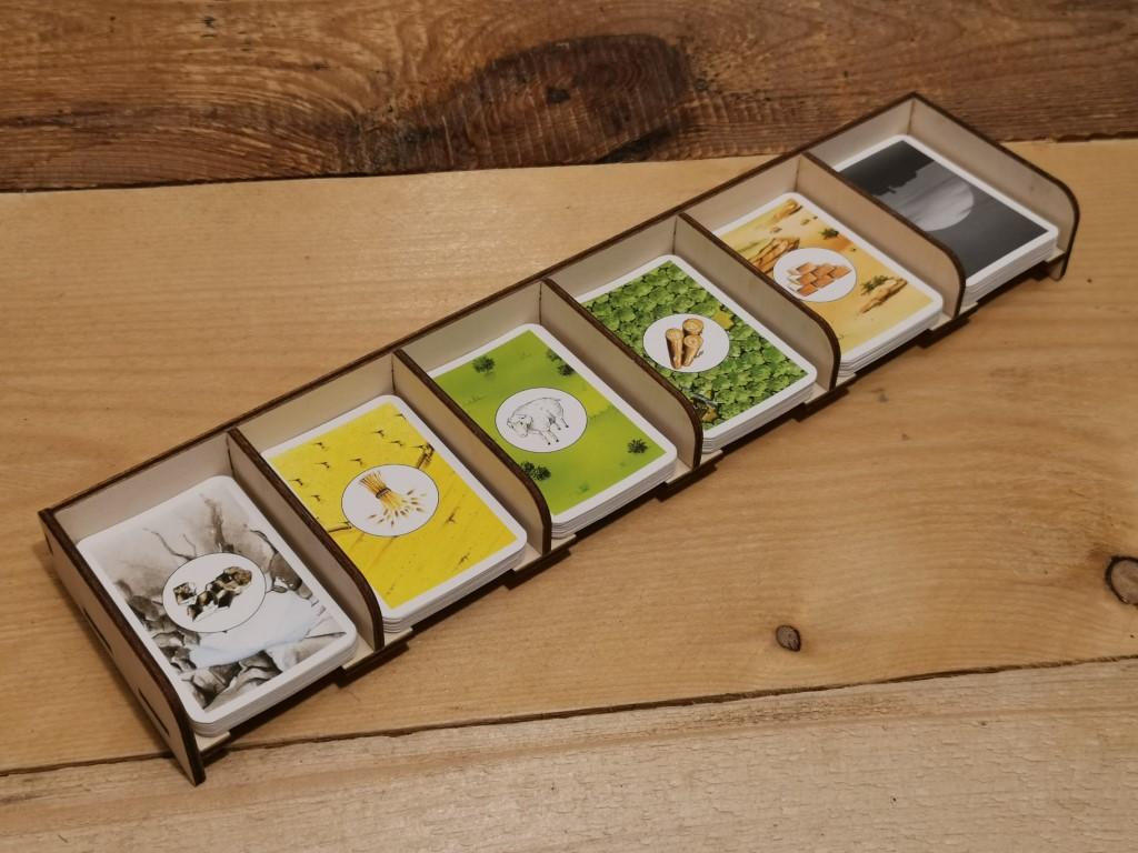Kartenhalter 6 Karten