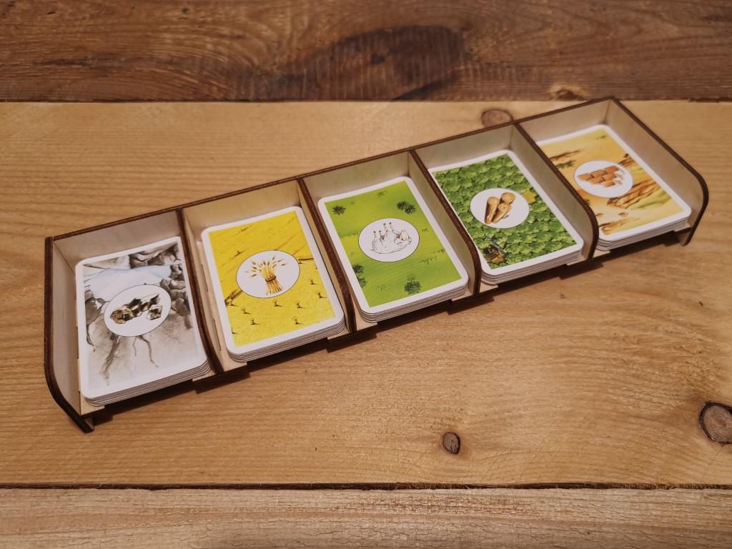 Kartenhalter 5 Karten