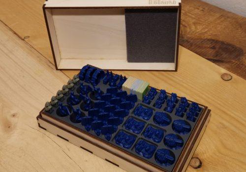 Halter Spielfiguren für Die Sidler von Catan Städte und Ritter