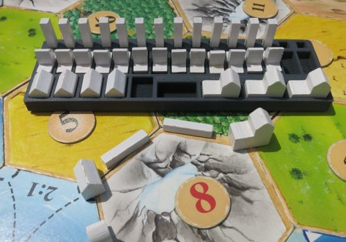 Halter für Spielfiguren passen für Die Siedler von Catan Seefahrer